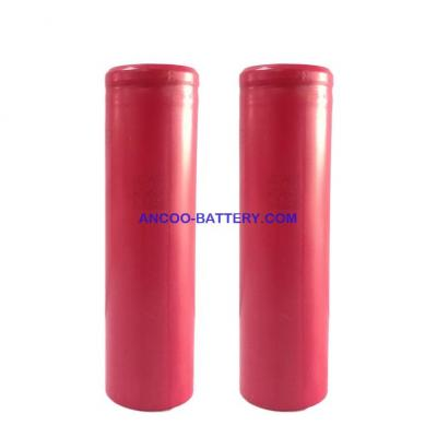 SANYO  UR18650AA 2200mAh Lithium-ion cell