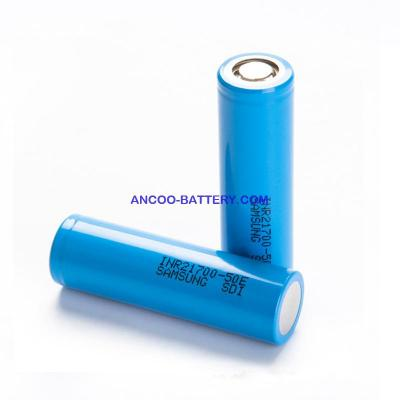 Samsung INR21700-50E 5000mAh Lithium-ion Battery