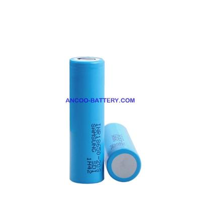 Samsung INR18650-20S 2000mAh 30A High Power Lithium-ion cell