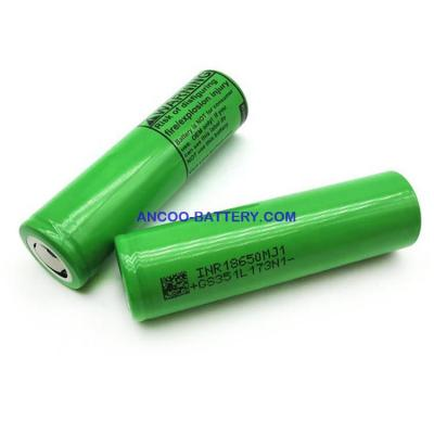 LG 18650 MJ1 3500mAh 10A Lithium-ion Battery